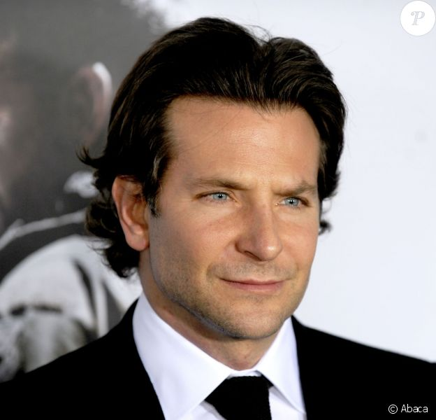 Bradley Cooper lors de l'avant-première du film American Sniper à New York le 15 décembre 2014