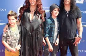 Divorce de Slash : Sa femme Perla pourrait récupérer la moitié de sa fortune !