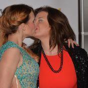 Cindy Lopes: Baiser lesbien avec Audrey de Secret Story 6 aux Lauriers TV Awards