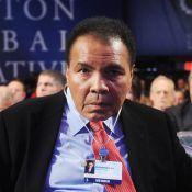Mohamed Ali hospitalisé : La légende de la boxe est rentrée chez elle
