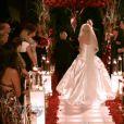 Jenny McCarthy et son mari Donnie Wahlberg sur le plateau de Wendy Williams pour la promotion de leur émission de télé-réalité Donnie Loves Jenny. Ils se sont mariés le 31 août 2014.