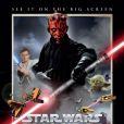 Affiche du film Star Wars - épisode I : La Menace Fantôme