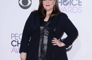 Melissa McCarthy amincie et rayonnante : Elle a perdu 20 kilos !