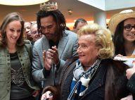 Bernadette Chirac : Flashmob et galette géante pour les Pièces Jaunes 2015