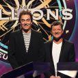 Les Chevaliers du Fiel - Émission spéciale Qui veut gagner des millions ?, sur TF1, ce vendredi 9 janvier 2014.