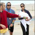 Le triathlon de L.A : Matthew McConaughey et sa femme