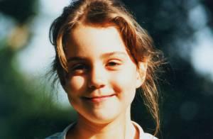 Kate Middleton, enceinte : Une photo d'enfance pour fêter son 33e anniversaire !