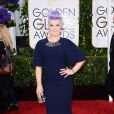 Kelly Osbourne arrive aux Golden Globes Awards le 11 janvier 2015