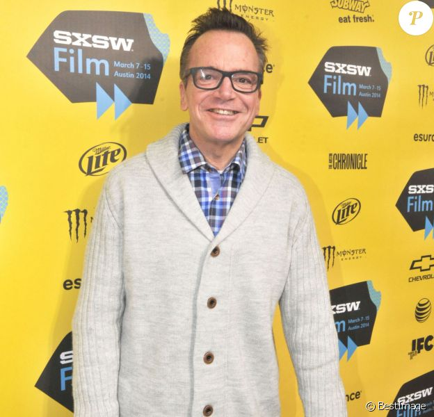 "Tom Arnold à la Première du film ""Supermensch: The Legend of Shep Gordon"" à Austin, le 9 mars 2014."