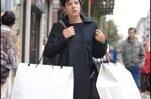 PHOTOS : Lily Allen : pause shopping... de luxe !