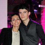 Adeline Blondieau et son fils Aïtor : Complices et gourmands devant Lola Dewaere