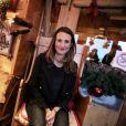 Camille Cottin - Rendez-vous lors du 18ème festival international du film de comédie de l'Alpe d'Huez, le 17 janvier 2015.