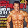 Greg Plitt pour Men's Workout en 2010.