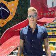 Matthieu Delormeau a passé quelques jours aux côtés des Anges 7 au Brésil. Janvier 2015.