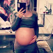 Stéphanie (Secret Story 4), très enceinte : ''Je vais exploser !''
