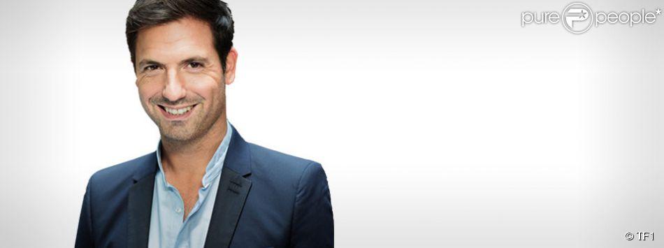 Grégory Ascher, présentateur des saisons 1 et 2 du Bachelor sur NT1.