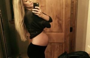 Marisa Miller : Baby bump en avant pour révéler le sexe de son second enfant