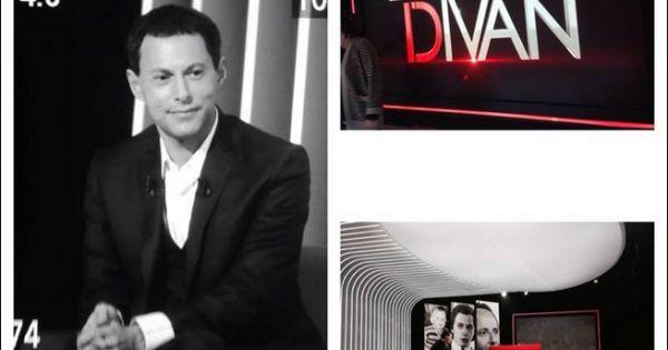 Marc olivier fogiel sur le plateau du divan for Divan 4 lettres
