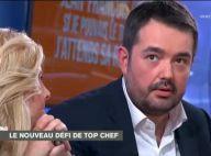 Jean-François Piège agacé par Jean Imbert : ''Il doit avoir un problème...''