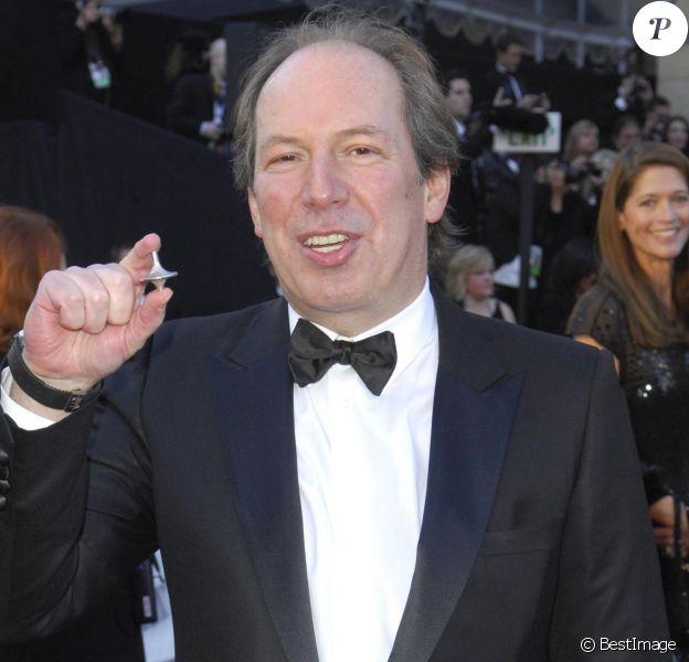 Hans Zimmer aux Oscars en 2011