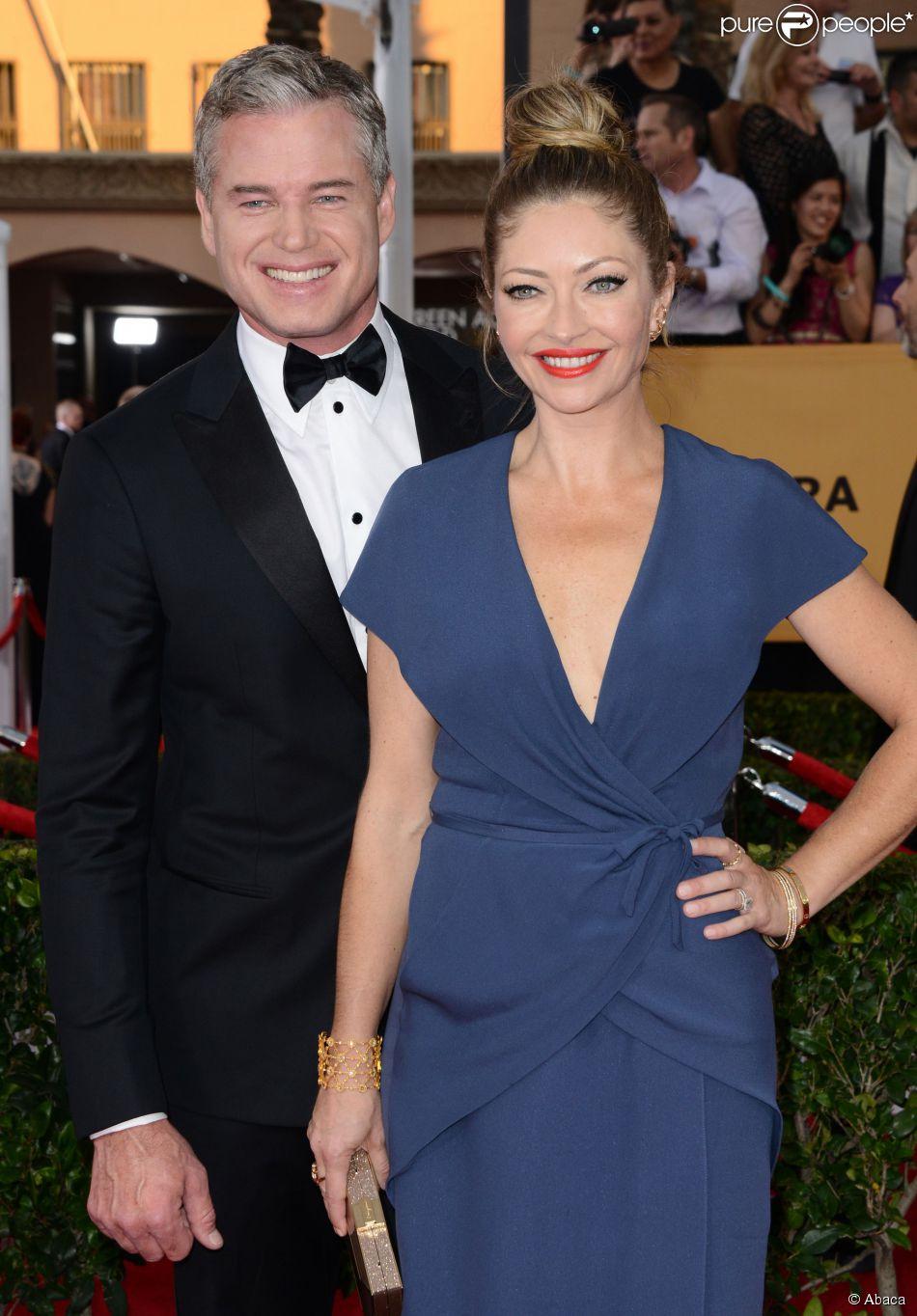 Eric Dane et Rebecca Gayheart - 21e édition des Screen Actors Guild ...