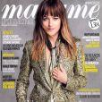 Couverture du Madame Figaro de février 2015.