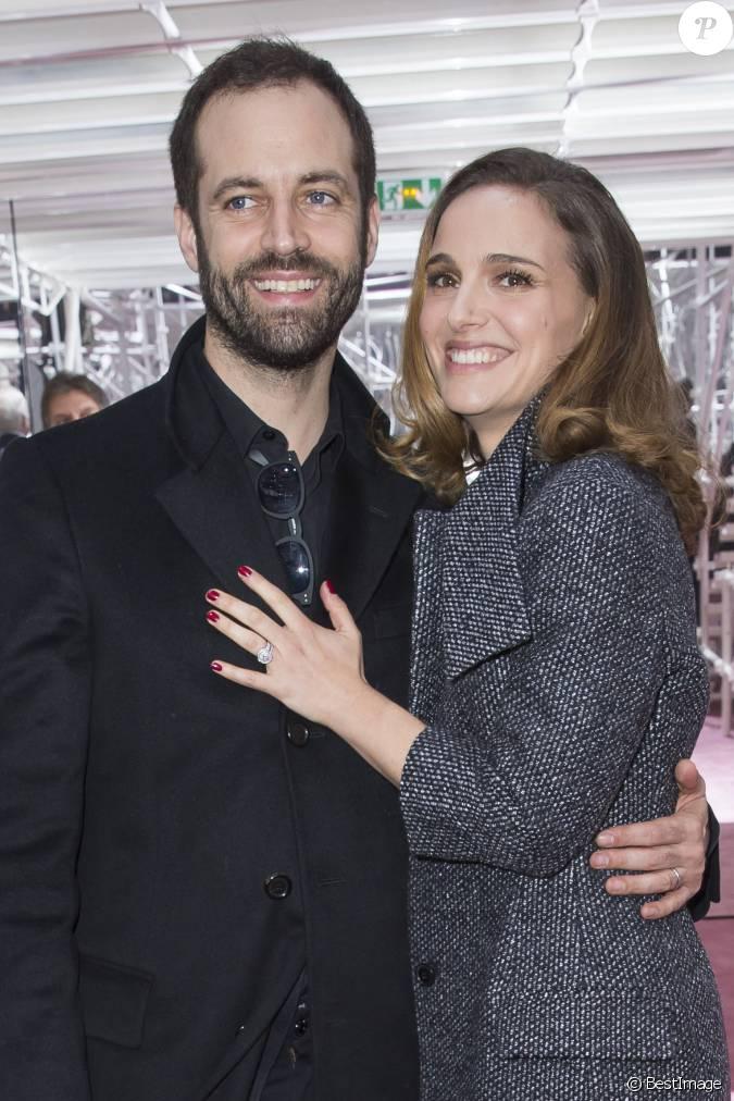 Natalie Portman et son mari Benjamin Millepied - People au ...