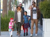 Jessica Alba : Maman stylée pour Honor et Haven, l'actrice rayonne