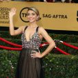 "Sarah Hyland à la 21ème cérémonie annuelle des ""Screen Actors Guild Awards"" à l'auditorium ""The Shrine"" à Los Angeles, le 25 janvier 2015."