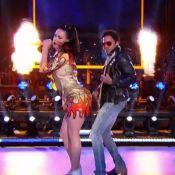 Katy Perry se frotte à Lenny Kravitz : La réaction irrésistible de Zoë Kravitz