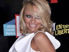 PHOTOS : Pamela Anderson et ses caprices de 'star' à Paris...