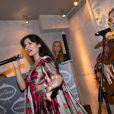 Exclusif - Inauguration du Café Pouchkine à Saint-Germain-des-Prés, Paris le 22 janvier 2015. La Maison Dellos a ouvert à Paris ce nouveau lieu aux accents russes