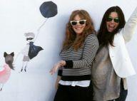 Jessica Biel : Bien enceinte et tout sourire, elle présente son repaire de stars