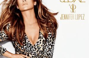 Jennifer Lopez : Décolleté félin pour son nouveau parfum JLuxe