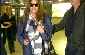 PHOTOS EXCLUSIVES : Eva Mendes au naturel, c'est pas mal non plus...