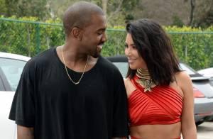 Kim Kardashian et son nouveau look, Kanye West souriant: Top avant les Grammys