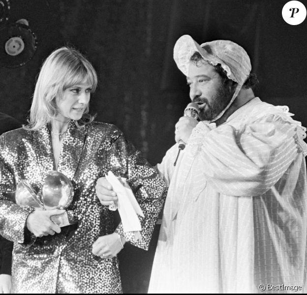 Carlos aux Victoires de la Musique en 1985, première édition de la cérémonie !