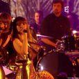 Brigitte aux 30e Victoires de la musique, au Zénith de Paris, le 13 février 2015.