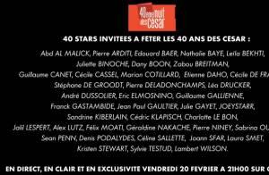 César 2015 : Julie Gayet va remettre un prix... François Hollande présent ?