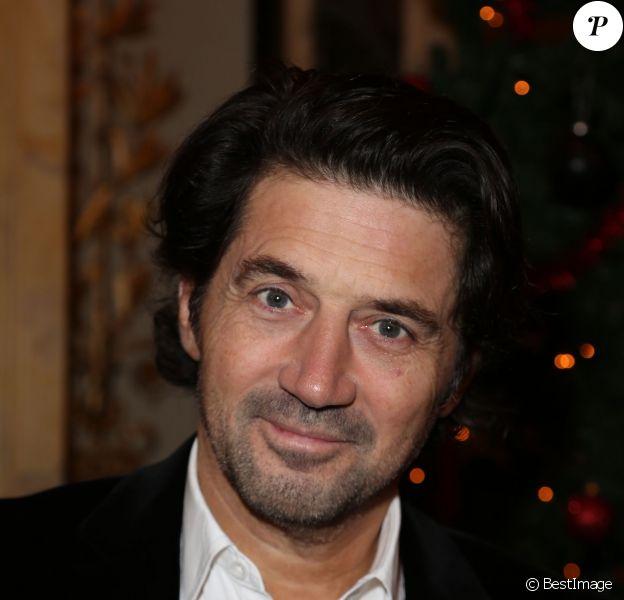 """Bruno Madinier - 20e Prix du producteur français de télévision"""" au Théâtre Mogador à Paris, le 9 décembre 2013."""