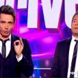 Guillaume Pley et Jérôme Anthony présentent Tout peut arriver, le 18 février 2015, sur M6
