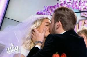 Aurélie Dotremont et Julien Bert : Mariage symbolique face au BFF de Loana