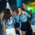 Chace Crawford et Manu Gavassi se sont sérieusement rapprochés... L'acteur américain Chace Crawford qui fait actuellement la promotion de la marque John John a passé la soirée dans le carré VIP de l'Antartica Beer durant les festivités du Carnaval, il a été photographié en compagnie de la chanteuse Bruna Marquezine qui est aussi l'ex du joueur de football  Neymar da Silva Santos Júnior , le 15 février 2015.