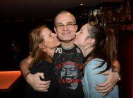 Laurent Weil aux anges avec sa femme et sa fille avant les César et Oscars