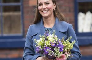 Kate Middleton, enceinte : Une assistante, non merci ; mais un chauffeur...