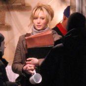 Jennifer Lawrence : Coiffure rétro pour une mère célibataire et battante