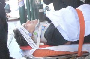 Arnaud Montebourg hospitalisé à New York :