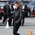 """Ewan McGregor arrive à la soirée """"Film Independent Spirit Awards"""" à Santa Monica le 21 février 2015."""