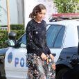 """Marion Cotillard arrive à la soirée """"Film Independent Spirit Awards"""" à Santa Monica le 21 février 2015."""