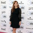 """Jessica Chastain lors de la Soirée """"Film Independent Spirit Awards"""" à Santa Monica le 21 février 2015."""
